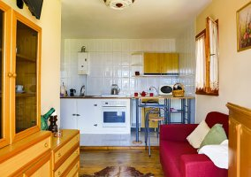 cocina completa  casa 2