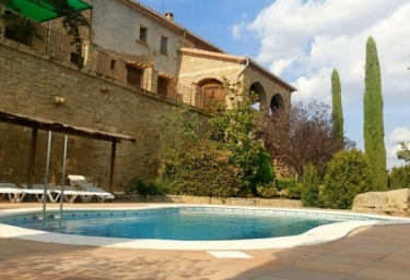 Masía Arquells - Oliola, Lleida