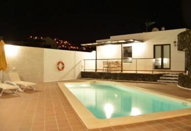 Casa Alba - Nazaret, Lanzarote