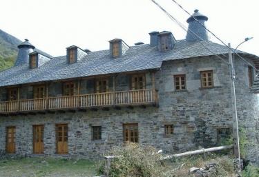 Hotel rural El Rincón del Cuco - Tejedo De Ancares, León