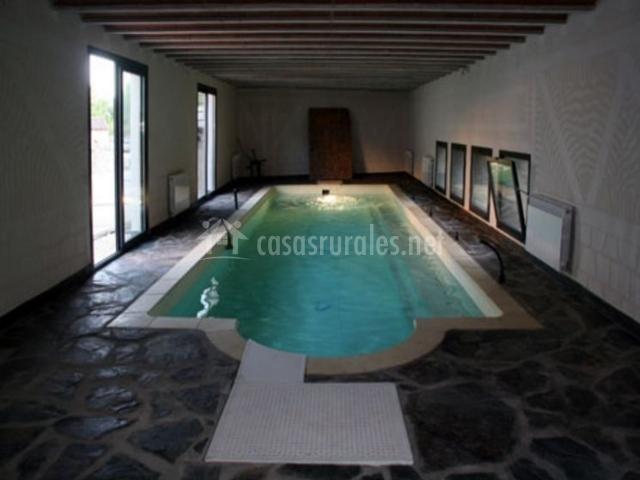 C t r molino grande del durat n en san miguel de bernuy for Hotel piscina segovia