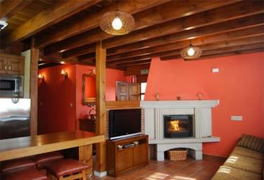 Casas rurales con chimenea en biedes pilo a for Casa rural con chimenea asturias