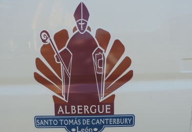 Albergue Santo Tomás de Canterbury - León (Capital), León