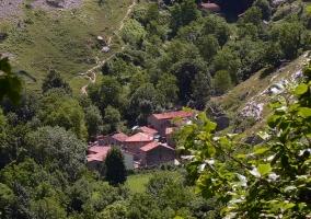 enclave montaña