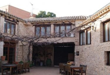 La casa del Cura Viejo - Samper De Calanda, Teruel