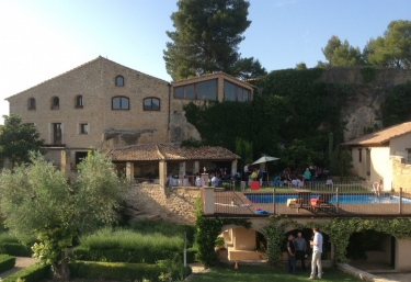 Hotel Hort de Fortunyo - Arnes, Tarragona