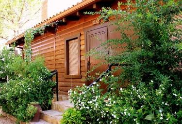 Cabañas de Madera Los Molinos- Suite del Rey - Ossa De Montiel, Albacete