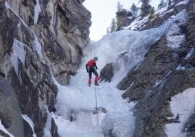ascenso montaña