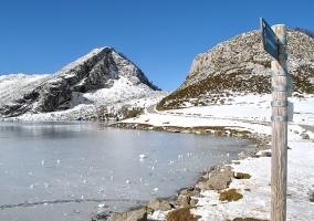 lagos nevados
