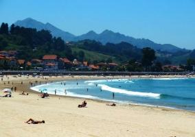 playa Ribadesella