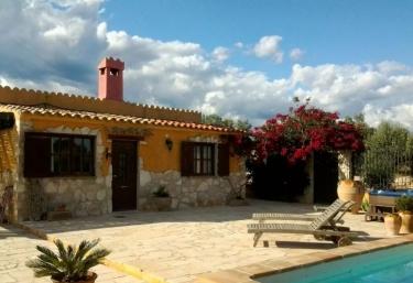 Villa Romántica - L' Ametlla De Mar, Tarragona