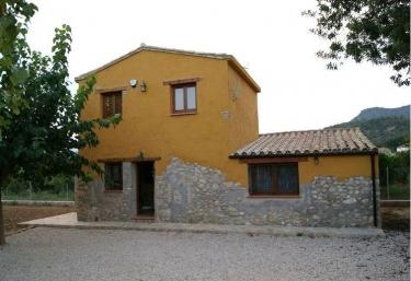 Lo Maset de Carmeta - Tivenys, Tarragona