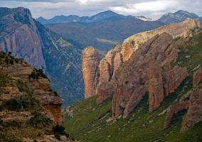 Zona natural de Huesca