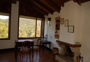 Mas Pardàs- La Cabaña - Santa Pau, Girona