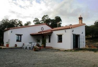 Prado Cruzado - Casa Rural China - Aracena, Huelva