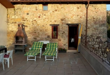 Casa Perico - Cubilla De La Sierra, Burgos