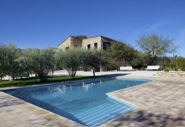 Conjunto Cal Soldat- Casa Solana - Collmorter, Lleida