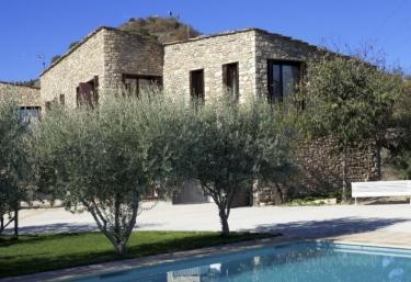 Conjunto Cal Soldat- Casa Ametller - Collmorter, Lleida