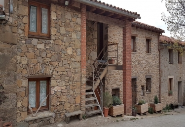 Can Puntí - Vallfogona De Ripolles, Girona