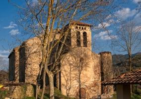 Iglesia de Vallfogona