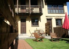 Astur Aldea- Apartamentos 5 y 6