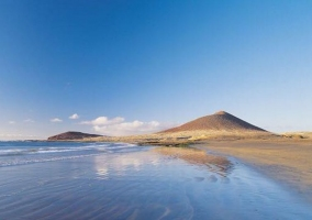 Zona natural de playas en los alrededores