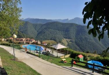 Peña Sagra  1 - Cahecho, Cantabria