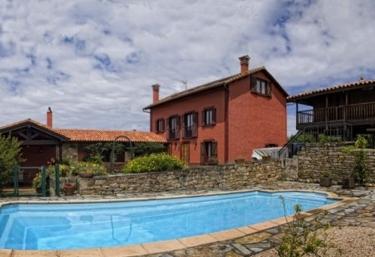 Villa Gobernador - Villaviciosa, Asturias