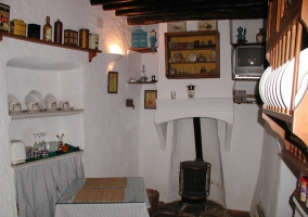 La Casita - Conjunto Rural Casa Victoria