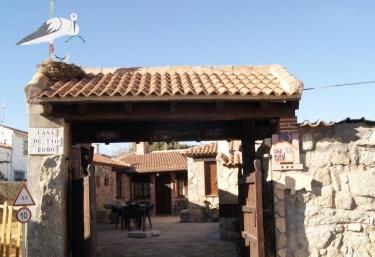 Casa de Tío Romo - Amavida, Ávila