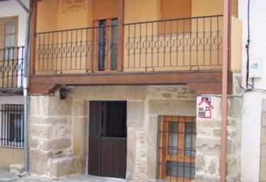 La Casita del Barrio - Gil-García, Ávila