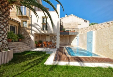 Casa Palmera - Chelva, Valencia