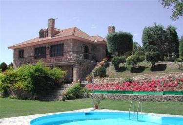 Las Yernas - La Serrada, Ávila