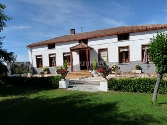 Casa marqu s de ovieco casas rurales en villaflor vila for Casa rural 5 habitaciones
