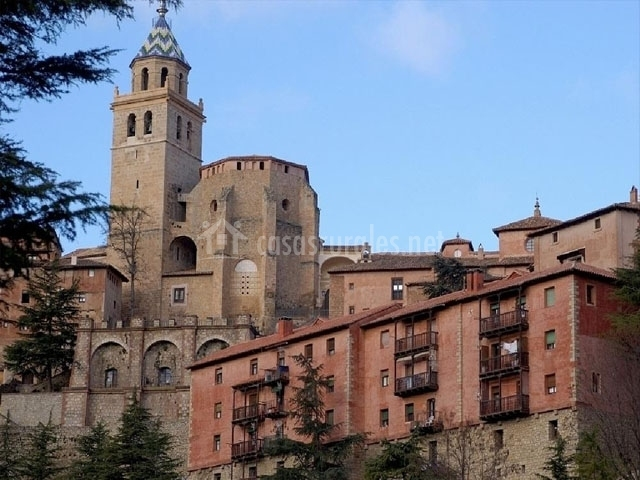 Albarracín Catedral del Salvador