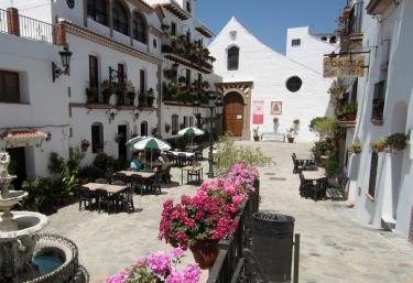 Posada La Plaza - Canillas De Albaida, Málaga