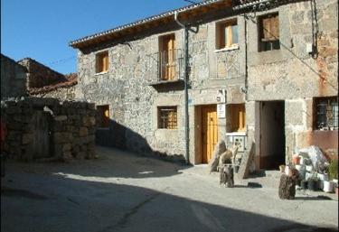 Casa Rural Antiguo Ayuntamiento - Mengamuñoz, Ávila