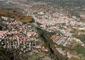 Zona centro de Navaluenga