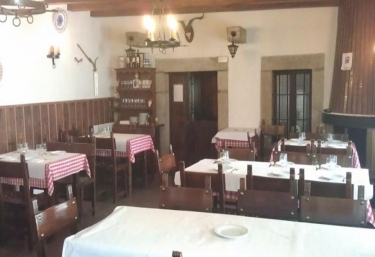 Hostal Restaurante El Chato - El Barraco, Ávila