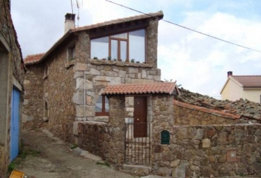 Casa del Tío Tomi - Santiago Del Collado, Ávila