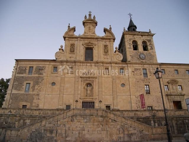 Villafranca del Bierzo Iglesia San Nicolas el Real