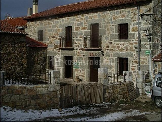 Antiguo consistorio en san martin de la vega alberche vila - Casa rural san martin de la vega ...