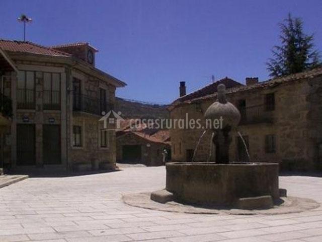 Casa rural la serrota en navacepedilla de corneja vila - Casas rurales en avila baratas ...