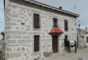 La Suerte del Valle - Manjabalago, Ávila