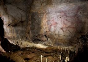 Cueva y Castro cántabro de La Garma