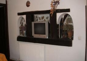 Televisión del salón