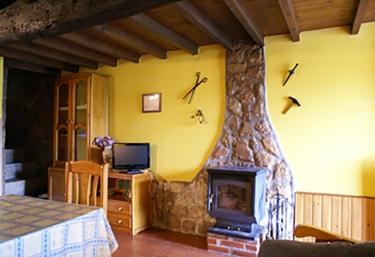 Casas rurales con chimenea en arriondas for Casa rural con chimenea asturias