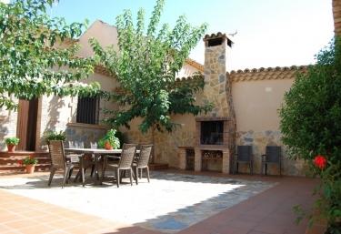 Casa Rural Parajes del Júcar - Casas De Benitez, Cuenca