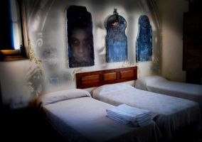 Dormitorios del terror