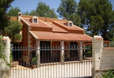 Alojamientos rurales El Pinar de la Loma - Moratalla, Murcia
